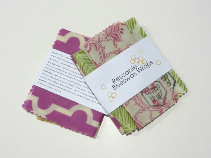 DIY Beeswax Wraps – The Dusty Dream